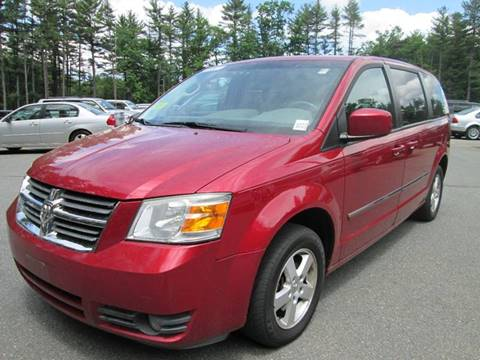 2008 Dodge Grand Caravan for sale at Kostyas Auto Sales Inc in Swansea MA