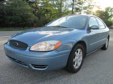 2007 Ford Taurus for sale at Kostyas Auto Sales Inc in Swansea MA