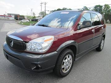 2004 Buick Rendezvous for sale at Kostyas Auto Sales Inc in Swansea MA