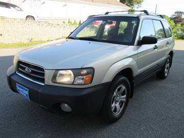 2005 Subaru Forester for sale at Kostyas Auto Sales Inc in Swansea MA