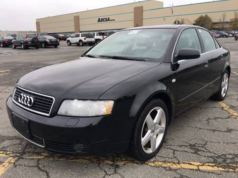 2005 Audi A4 for sale at Kostyas Auto Sales Inc in Swansea MA