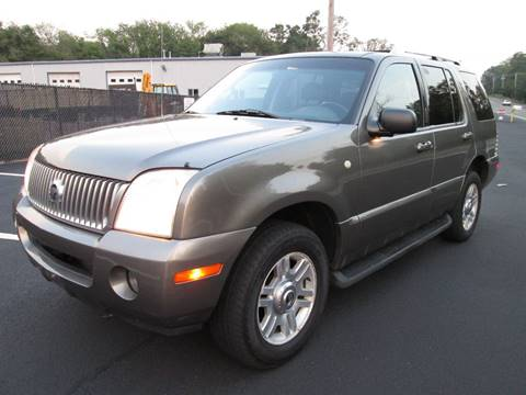 2003 Mercury Mountaineer for sale at Kostyas Auto Sales Inc in Swansea MA