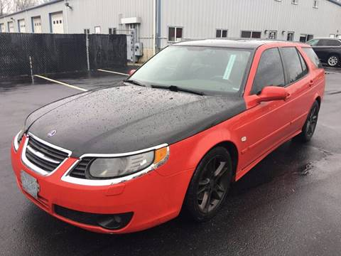 2006 Saab 9-5 for sale at Kostyas Auto Sales Inc in Swansea MA