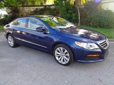 2011 Volkswagen CC for sale in Hialeah, FL