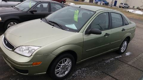 2007 Ford Focus for sale in Holland, MI