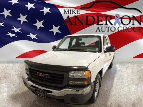 2006 GMC Sierra 1500 for sale in Logansport, IN