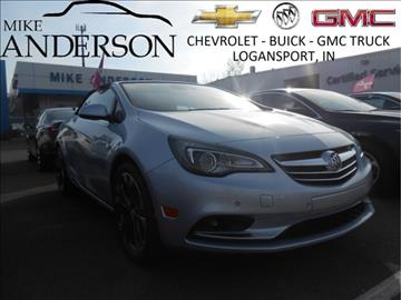 2016 Buick Cascada for sale in Logansport IN