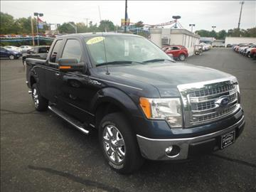 2013 Ford F-150 for sale in Logansport IN