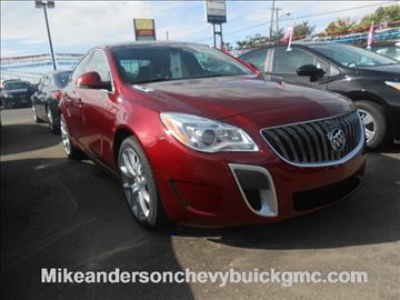 2017 Buick Regal for sale in Logansport, IN