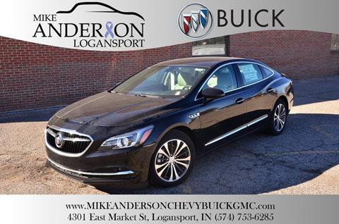 2017 Buick LaCrosse for sale in Logansport IN