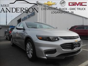 2017 Chevrolet Malibu for sale in Logansport, IN