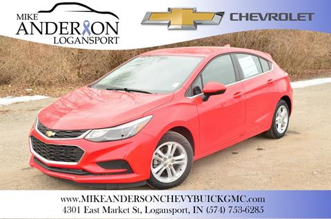 2017 Chevrolet Cruze for sale in Logansport IN