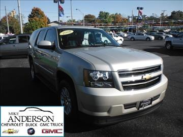 2008 Chevrolet Tahoe for sale in Logansport, IN