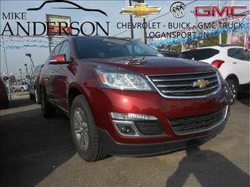 2017 Chevrolet Traverse for sale in Logansport, IN