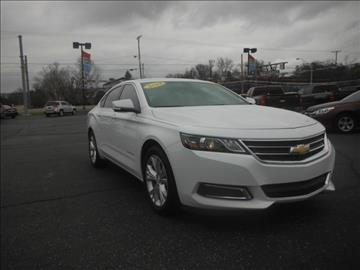 2014 Chevrolet Impala for sale in Logansport, IN