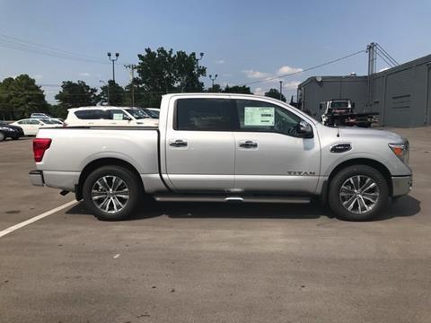 2017 Nissan Titan for sale in Murfreesboro, TN
