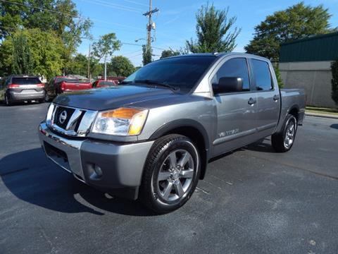2015 Nissan Titan for sale in Murfreesboro, TN