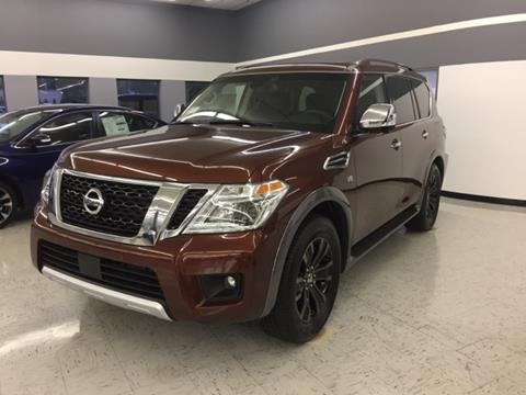 2017 Nissan Armada for sale in Murfreesboro, TN