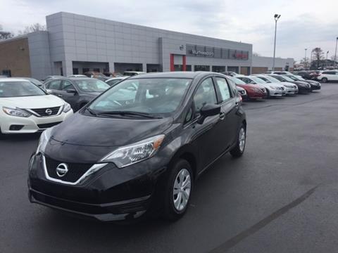 2017 Nissan Versa Note for sale in Murfreesboro, TN
