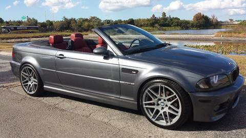 2003 BMW M3 for sale in Tampa, FL