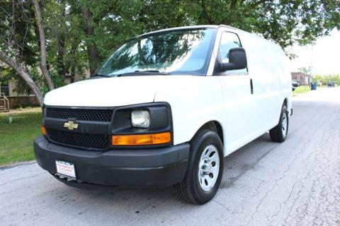 2012 Chevrolet Express Cargo for sale in Lombard, IL