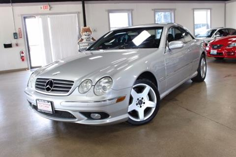 2003 Mercedes-Benz CL-Class for sale in Lombard, IL