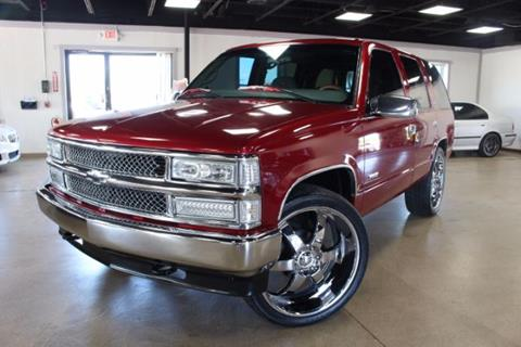 1997 Chevrolet Tahoe for sale in Lombard, IL