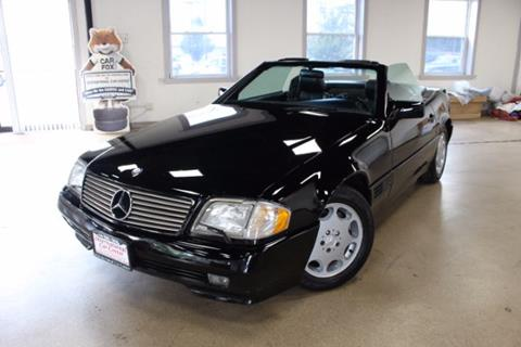 1995 Mercedes-Benz SL-Class for sale in Lombard, IL
