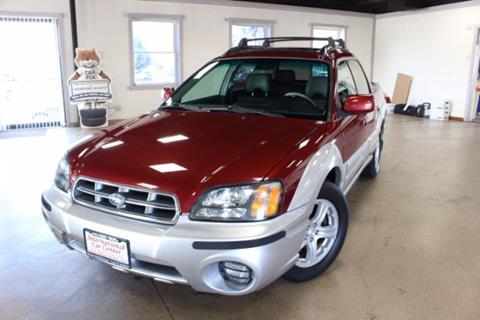 2003 Subaru Baja for sale in Lombard, IL
