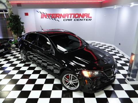 2009 Pontiac G8 for sale in Lombard, IL
