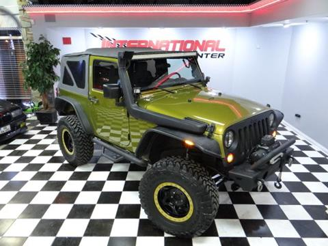 2008 Jeep Wrangler for sale in Lombard, IL