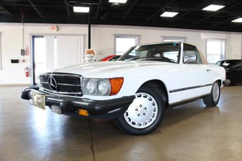 1981 Mercedes-Benz 380-Class for sale in Lombard, IL