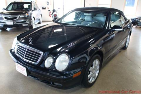 2000 Mercedes-Benz CLK for sale in Lombard, IL