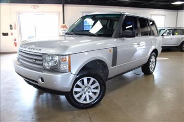 2005 Land Rover Range Rover for sale in Lombard, IL