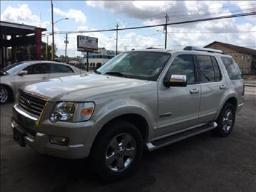 2006 Ford Explorer for sale in Houston, TX