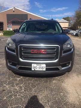 2014 GMC Acadia for sale in Houston, TX
