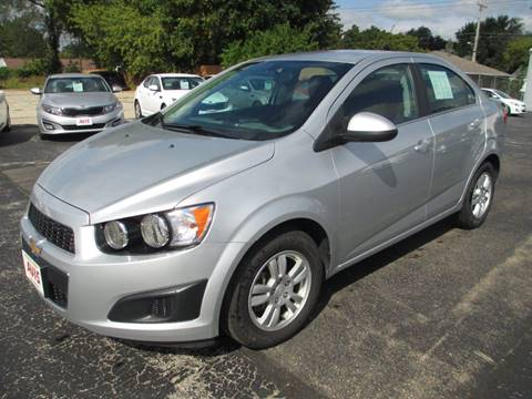 2014 Chevrolet Sonic for sale in Appleton, WI