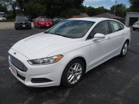 2014 Ford Fusion for sale in Appleton, WI