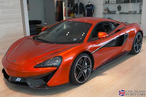 2017 McLaren 570S for sale in Roslyn, NY