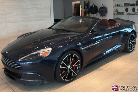 2014 Aston Martin Vanquish for sale in Roslyn NY