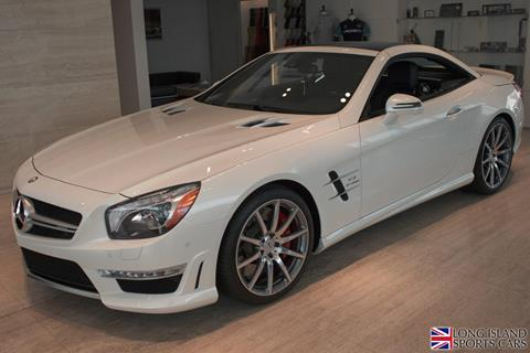 2015 Mercedes-Benz SL-Class for sale in Roslyn, NY
