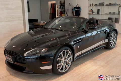 2015 Aston Martin V8 Vantage for sale in Roslyn NY