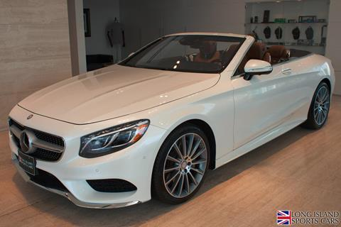 2017 Mercedes-Benz S-Class for sale in Roslyn NY