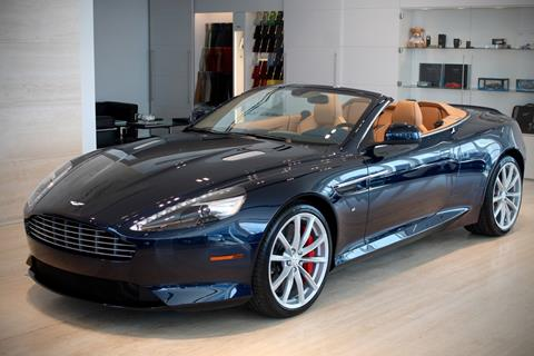2016 Aston Martin DB9 for sale in Roslyn, NY