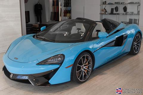 2018 McLaren 570S Spider for sale in Roslyn, NY