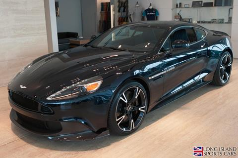 2018 Aston Martin Vanquish For Sale In Burleson Tx Carsforsale Com