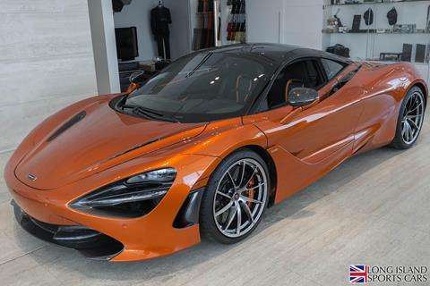 2018 McLaren 720S For Sale in New York - Carsforsale.com®
