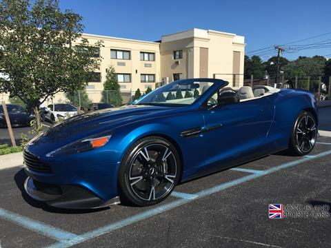 Used 2018 Aston Martin Vanquish For Sale In Minden La Carsforsale
