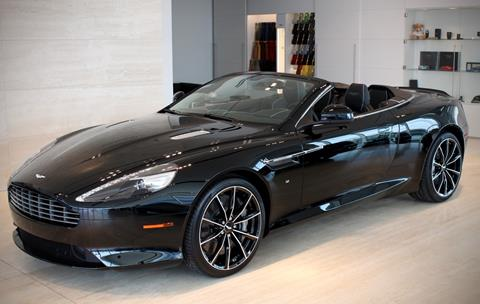 2016 Aston Martin DB9 for sale in Roslyn NY