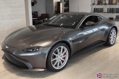 2019 Aston Martin Vantage for sale in Roslyn, NY